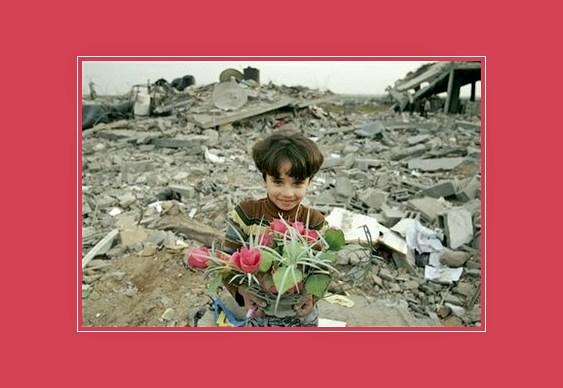 Menina palestina