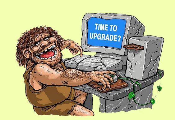 Como atualizar o computador