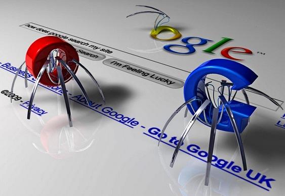 Google - Otimização de sites
