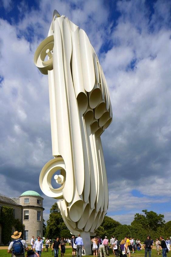 Gerry Judah Escultura
