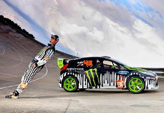 Piloto de Rally