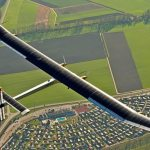 Aeronave Solar Impulse atravessa EUA sem uma gota de gasolina