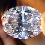Diamante do tamanho de um ovo agita os novos ricos chineses