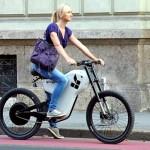 A nova bicicleta elétrica Greyp G-12 é meio bike, meio moto