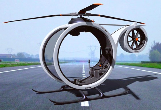 ZERO - Helicóptero Pessoal