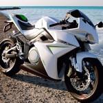 Energica EGO: a primeira moto elétrica street-legal do mundo
