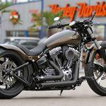 Harley-Davidson Fat Boy, o sonho de consumo de todo motociclista