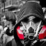 Black Blocs caem de joelhos perante o império da simulação