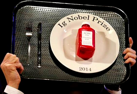 IgNobel Prize Harvard