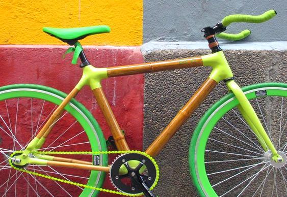 Bikes sustentáveis