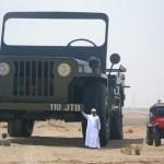 Gigante! A maior réplica de um Jeep Willys Militar do mundo