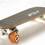Bolt: o menor, mais leve e prático skate elétrico do mundo