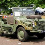Munga militar da DKW – o primo gringo do nosso jipe Candango