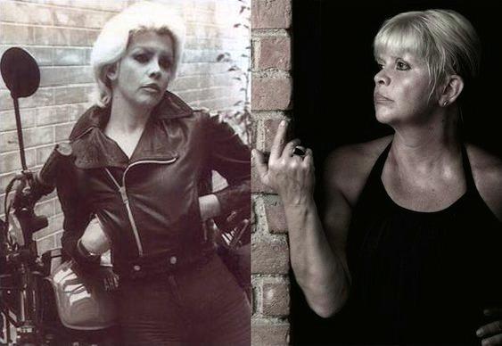 Diana Caçadora e Márcia Denser