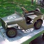 Paixão começou com o primeiro carrinho de brinquedo a pedal