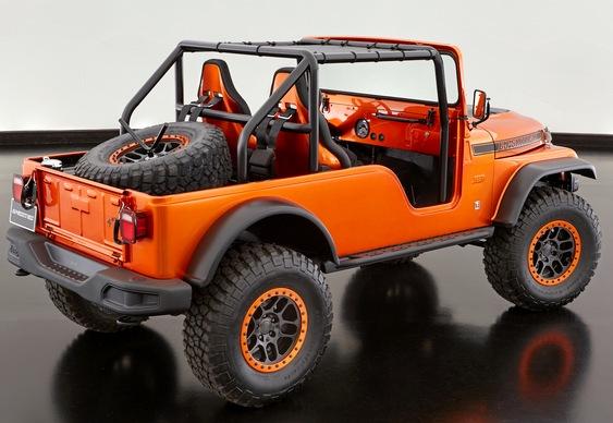 Jeep Willys custom