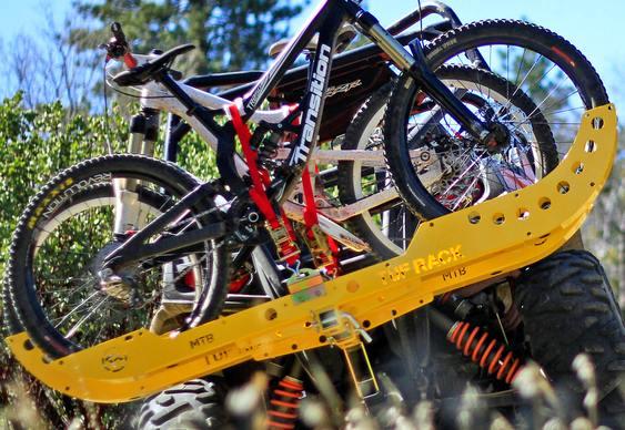 Rack para transportar bicicletas