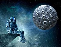 Aniversário da chegada do homem na Lua há 50 anos