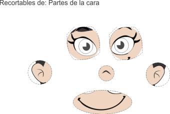 08 Partes de la cara 1