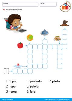 La Letra T Lecto Escritura Material De Aprendizaje