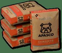 bultos de cemento gris holcim apasco