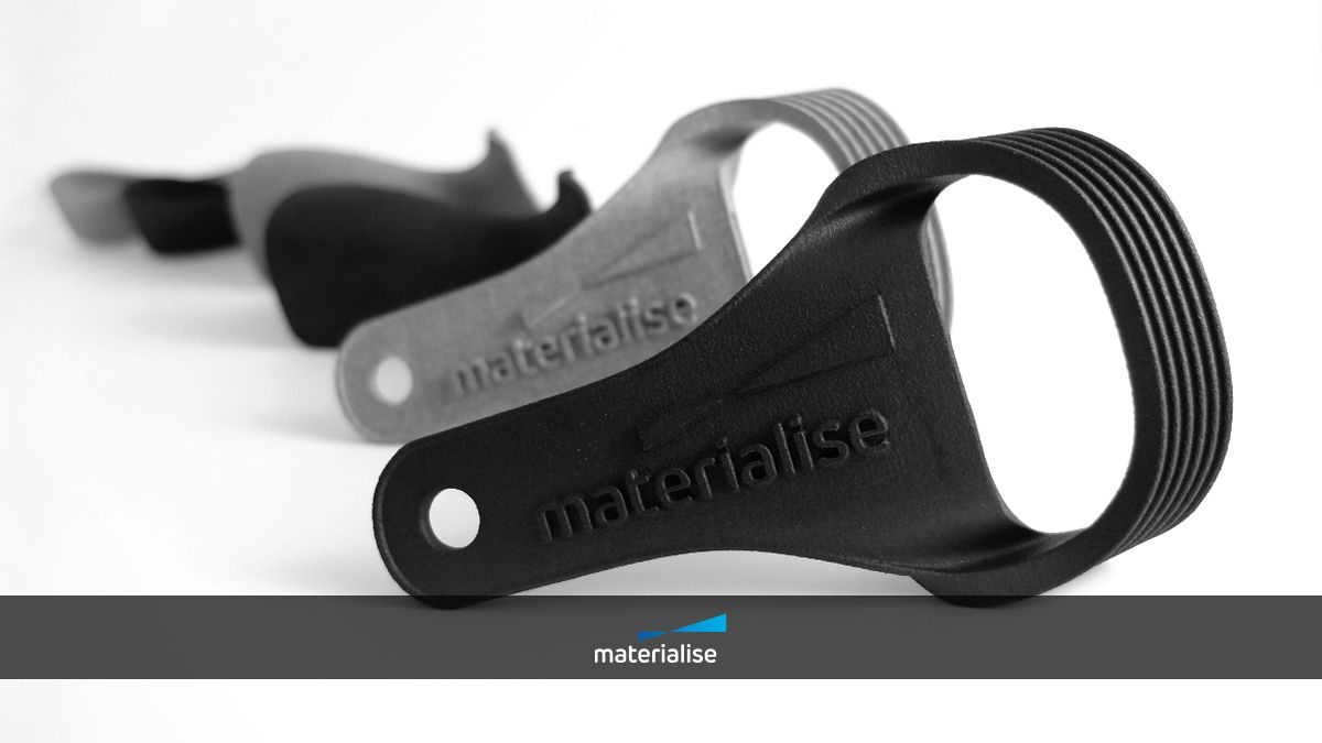 PA 12 MJF  Polyamide  Multi Jet Fusion at Materialise