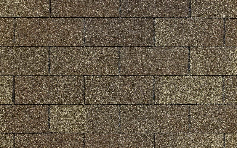Sandalwood  Custom Sealdon  Certainteed Shingle Colors