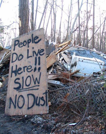 "Bradford, Sabrina. ""People Live Here.""2009."
