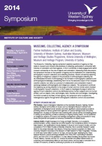 Museums Collecting Agency Screenshot