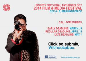 SVA2014 call for entries