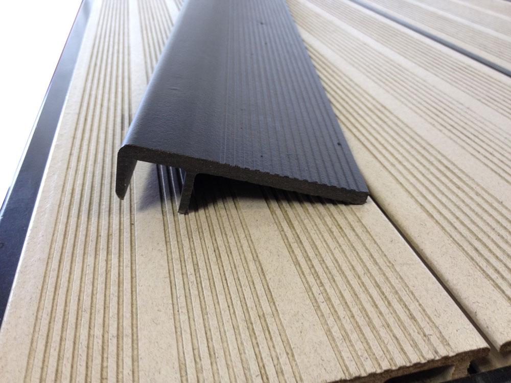 terrasse composite profil de finition