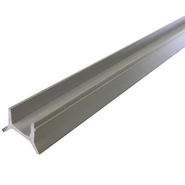 casse goutte profil pvc 1 m x 12 mm par 100