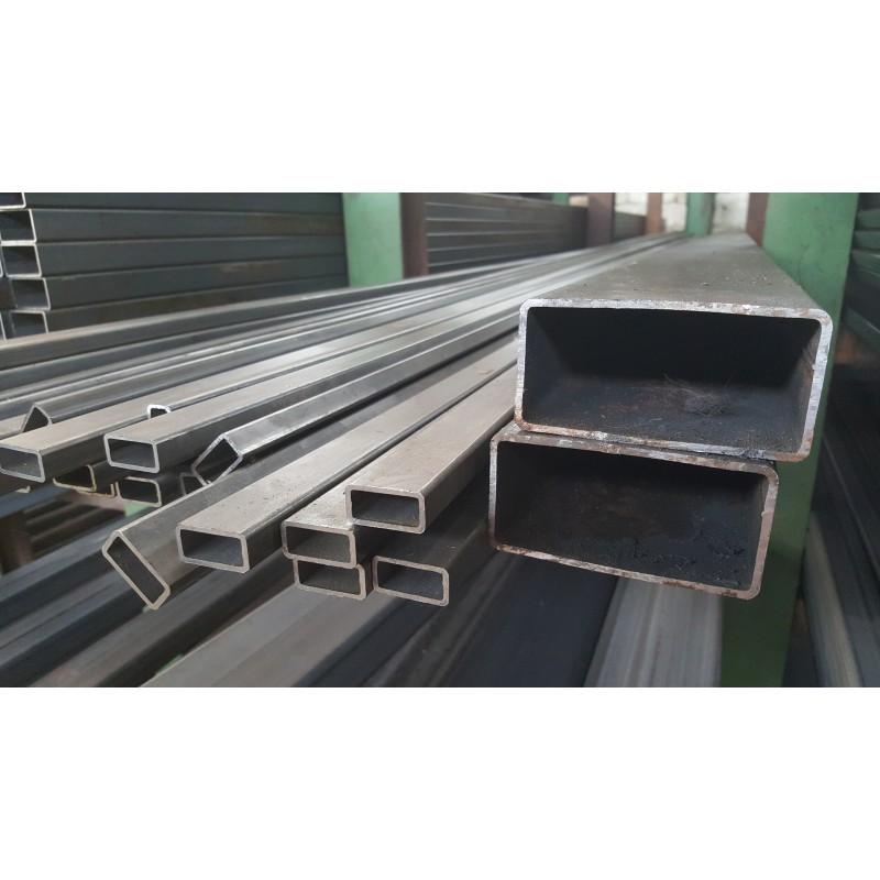tube acier rectangulaire 40 mm x 30 mm x 2 mm