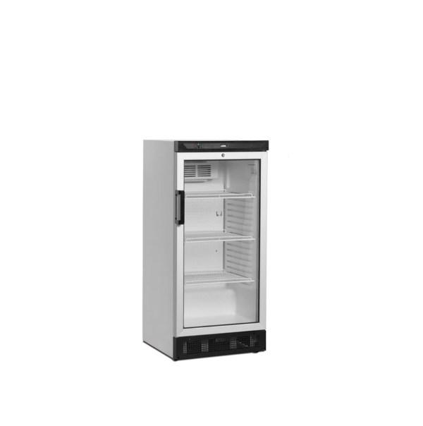 ITVL20 FRIGO VITRE VENTILE +2+10°C, 215L, 60x64x131, LED, 3 ETAGERES, CLE