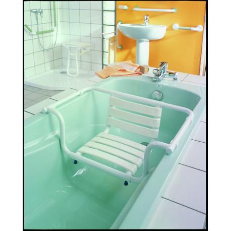 siege de baignoire avec dossier