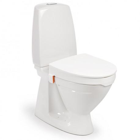 rehausseur de wc avec couvercle hiloo 10 cm