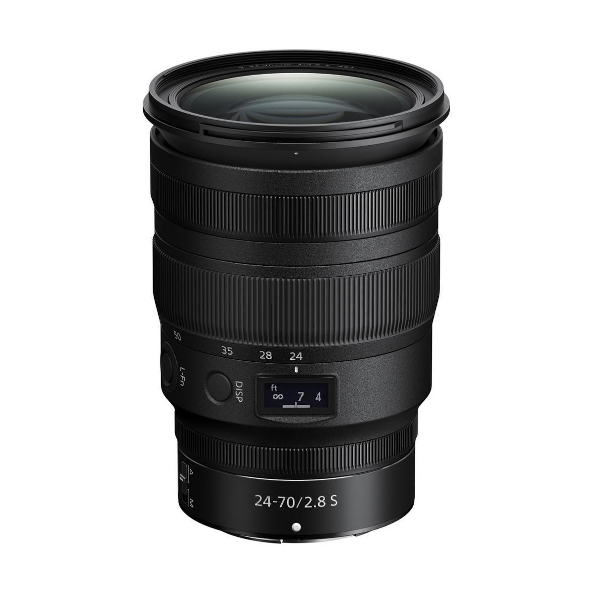 Nikon Objectif Nikkor Z 24-70mm f/2.8 S - Prophot