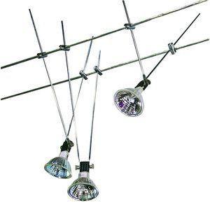 Paulmann 97160 Set système à câble ECO 60 3x20W