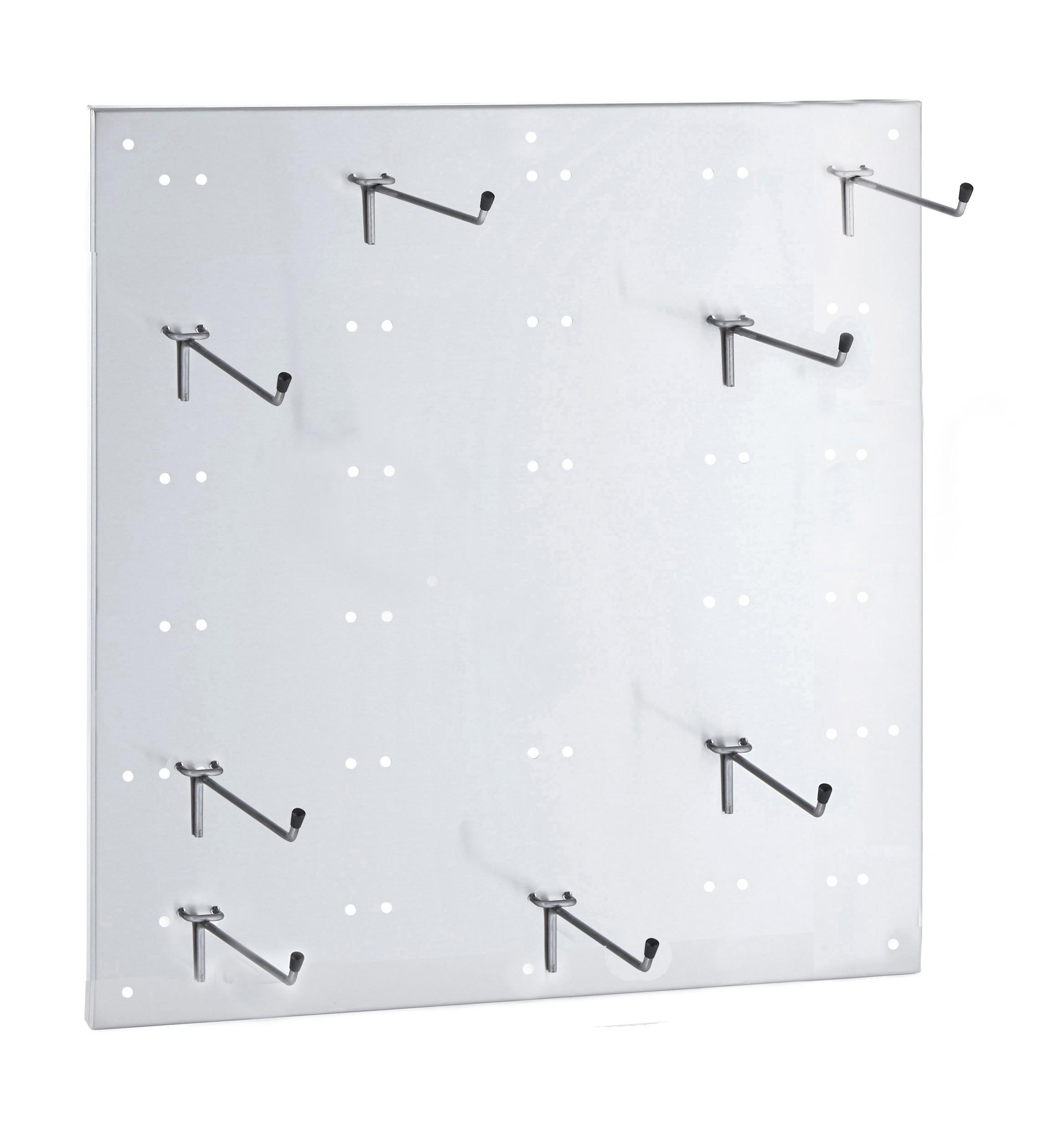 supports muraux porte ustensiles hauteur 900 mm