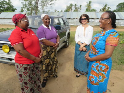 Training in Mozambique – Inhambane Canada Maternal Health Project