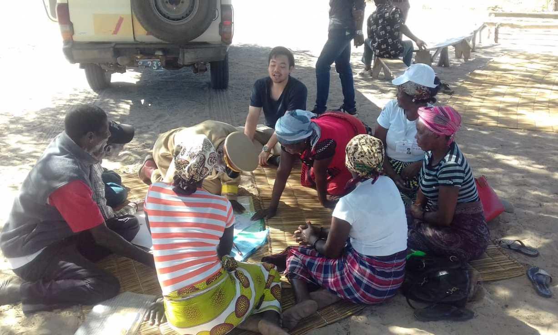 Mozambique Canada Maternal Health Update