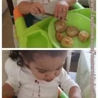 Pão de Queijo integral de cenoura e grãos