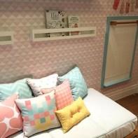 almofadas na decoração do quarto das crianças 12