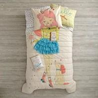 ideias de roupa de cama para as crianças40