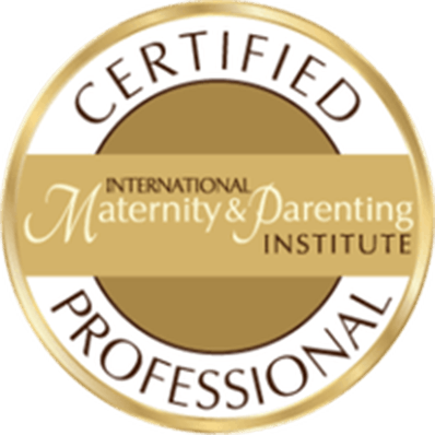 Certified Professional by International Maternity & Parenting Institute