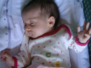 forma infalível de colocar o bebê para dormir