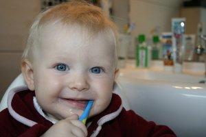 Como a dentição atrapalha o sono do bebê