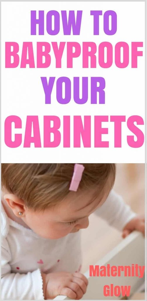 How to Baby Proof Your Cabinets 2018 Guide