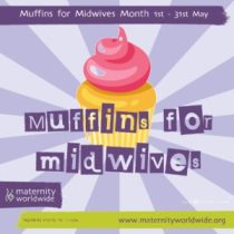 Muffins for Midwives - Square Logo