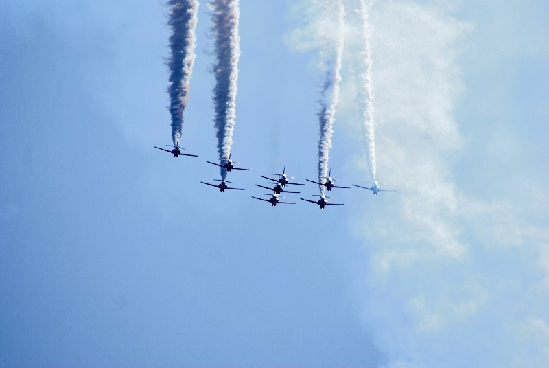 Red Arrows, Radom 2009 (3)